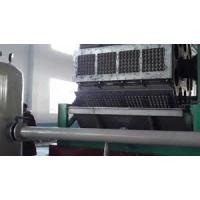 Buy cheap PLC Touch Screen Control Paper Egg Tray Machine , Egg Crate Making Machine from wholesalers