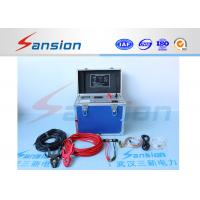 Three Phases Power Testing System Transformer Coil Resistance Tester