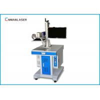 Buy cheap Single Phase 110V 220V 20w Metal Laser Marking Machine For SD Card Shafts / Bearings from wholesalers