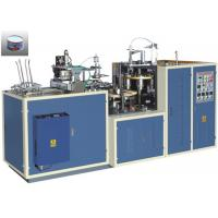 Buy cheap High Performance PE Coated Paper Bowl Forming Machine With Oil Adding System from wholesalers