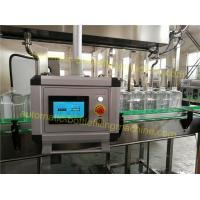 18 Rising Heads Fruit Juice Processing Line , 150ml - 2000ml Hot Fill Bottling Equipment