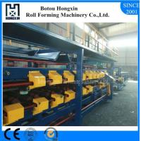 Buy cheap Automatic Rock Wool Sandwich Panel Production Line PLC Control System from wholesalers