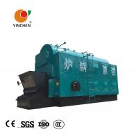 Buy cheap Three Return Biomass Steam Boiler / Wood Fired Industrial Boilers Alcohol Distillation Usage from wholesalers