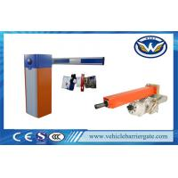 Buy cheap High Speed Automatic Barrier Gate Electronic Boom Barrier For Intelligent Parking System from wholesalers