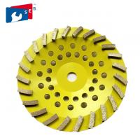 China 125mm Grinding Wheel with Diamond and Cup Shape for Concrete Masonry on sale