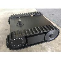 Buy cheap Rubber Excavator Undercarriage Parts Dp-lx-130 Multi Functional 130mm Width from wholesalers