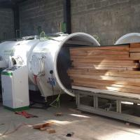 Buy cheap HIGH FREQUENCY WOOD DRYING KILNS FOR SALE from wholesalers