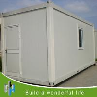 Buy cheap 2016 hot sale fast build 20ft combined flat pack container house from wholesalers