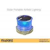 Buy cheap 16 Pcs High Power Solar Airfield taxiway light lamp 3.2V 1400mAH Battery from wholesalers