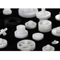 Buy cheap Different size Gears custom molded plastic parts HASCO Standard from wholesalers
