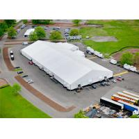 Buy cheap Rainproof Fabric Sidewall Strong Event Tent Accommodation With Heavy Duty Material product