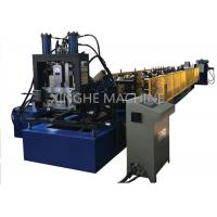 Buy cheap 3 Cylinder Cable Tray Roll Forming Machine , Steel Stud Roll Forming Machine  from wholesalers