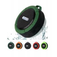 Buy cheap Hot sell C6 sport portable IP5 Bluetooth waterproof speaker, wireless mini speaker with TF card read and microphone from wholesalers