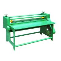 Buy cheap 50Hz Adjustable Glue Roller Machine 1600mmX1000mmX1300mm With CE Approved product
