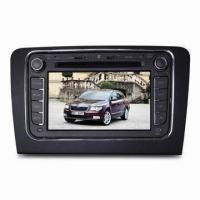 Buy cheap Skoda Superb In-dash Car DVD/GPS with 800 x RGB x 480 Pixels TFT Monitor and USB Plug, SD Card Slot from wholesalers