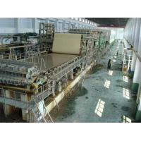 Buy cheap  Fourdrinier Multi-dryer fluting/corrugated paper making machine from wholesalers