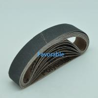 Buy cheap 150P / 120P Grain Knife Grinding Belt Especially Suitable For Lectra Auto-Cutting Machine from wholesalers