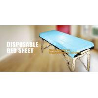Buy cheap Medical non-woven sterile disposable surgical bed sheet,Bed Sheets Disposable Non woven Medical Bedsheet,medical paper b from wholesalers