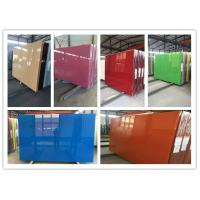 Buy cheap Painted glass / colored glass / tinted glass of 2mm,3mm,4mm,5mm,6mm, clear float glass from wholesalers