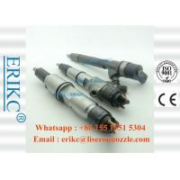 Buy cheap ERIKC 0445110482 Bosch genuine pencil injector 0 445 110 482 CR new excavator injector 0445 110 482 for NISSAN from wholesalers