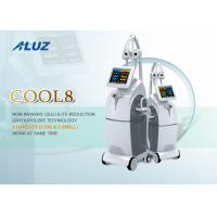 Buy cheap Professional Small Cryotherapy Cryolipolysis Vacuum Machine For Fat Reduction from wholesalers