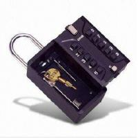 Buy cheap Security zinc alloy Padlock from wholesalers