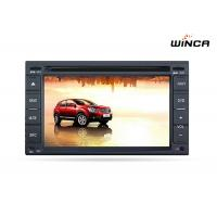 Buy cheap Winca Car Universal Audio GPS Navigation CE RoSH TS Certification and Headrest Placement from wholesalers