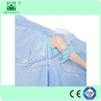 Buy cheap Eo sterile knee arthroscopy surgical disposable drape sterile from wholesalers