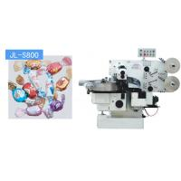 Buy cheap JL-S800 automatic feeding double twisting packing machine from wholesalers