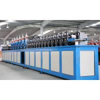 Buy cheap Galvanized Steel Tee Grid Roll Forming Equipment PLC T Grid  Bar Product Line High Speed from wholesalers
