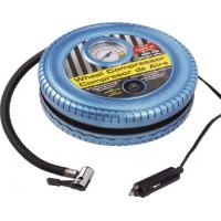 Buy cheap Tire Shape Portable Car Air Compressor Tyre Inflator Plastic DC12V from wholesalers