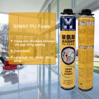 Buy cheap All Purpose Foaming Polyurethane Glue For Filling And Sealing High Thermal Insulation from wholesalers