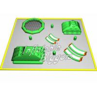Buy cheap Festival Activity Fun Inflatable Water Park For Adults Kids , EN14960 CE from wholesalers