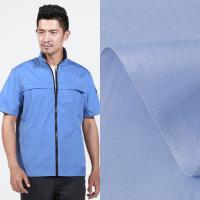 Buy cheap TC 65/35 twill drill 65 polyester 35 cotton blend mens chinos nurse uniform workwear fabric from wholesalers