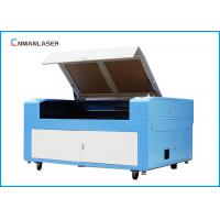 Buy cheap CO2 100w 1390 Metal Nonmetal Wood Laser Cutting Machine With Industrial Chiller from wholesalers