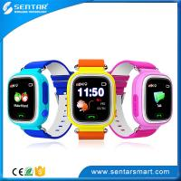 Buy cheap Best quality V80-1.22 400mAh smart GPS watch for kids for Android ISO phone from wholesalers