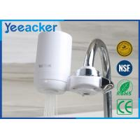 Buy cheap Ceramics Activated Carbon Chlorine Remover Tap Water Filter 0.1Um Precision from wholesalers