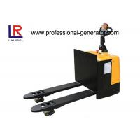 Buy cheap Curtis AC Motor 3T Load Capacity Electric Pallet Truck Heavy Duty Logistics Machinery from wholesalers