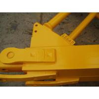 Buy cheap Potain Tower Crane Spare Parts Mast Section With Q345B Steel Yellow Color CE ISO from wholesalers