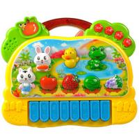 Buy cheap Musical Educational Cute Baby Toys With Animal Farm Piano Music from wholesalers