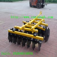 Buy cheap 1BQX  three-point mounted light-duty mounted disc harrow from wholesalers