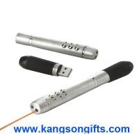 Buy cheap USB PC Remote Control Laser Pointer from wholesalers