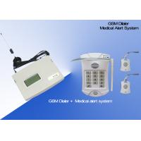 Buy cheap GSM Dialer Medical alert system, Help Alarm Auto Dialer, Auto Dial and Play Voice CX-66G from wholesalers