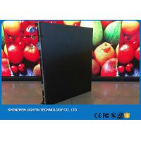 Buy cheap P3.91mm HD indoor led display rental LED screen panels P3.91 P4.81 outdoor indoor rental led display indoor led screen from wholesalers