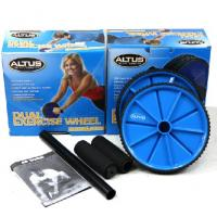 Buy cheap AB ROLLER ABDOMINAL EXERCISE WHEEL from wholesalers