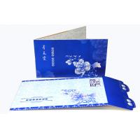 Buy cheap Personalised A4 C2S Full Color Postcard Printing Services With Offset Paper from wholesalers
