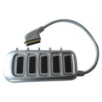 Buy cheap 21P scart cable assembling product