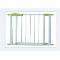 Buy cheap Retractable White Child Safety Gates Stairs Closes Automatically from wholesalers