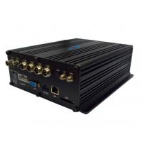 Buy cheap 8CH Full 960H HDD Mobile DVR  Black box with wifi & 3G & GPS for Tubing vehicles, police cars, armored cars, from wholesalers