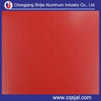 Buy cheap diamond embossed aluminum roofing sheet  / coil from wholesalers